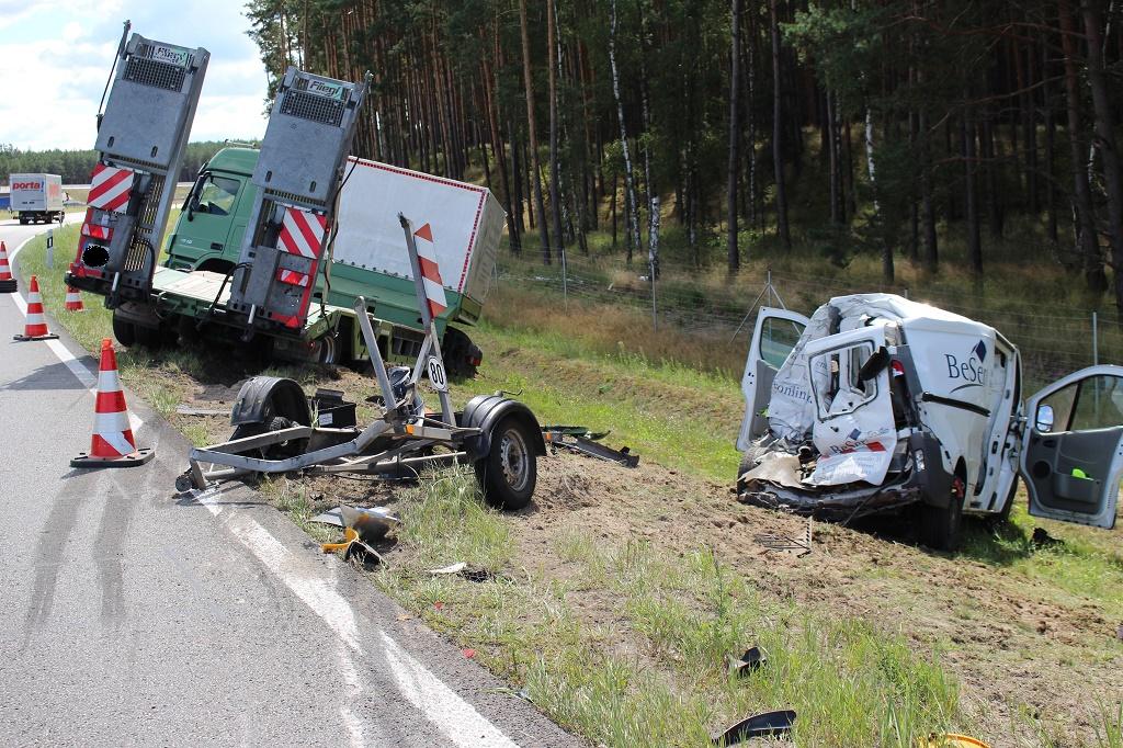 Unfall A24 Heute Bilder