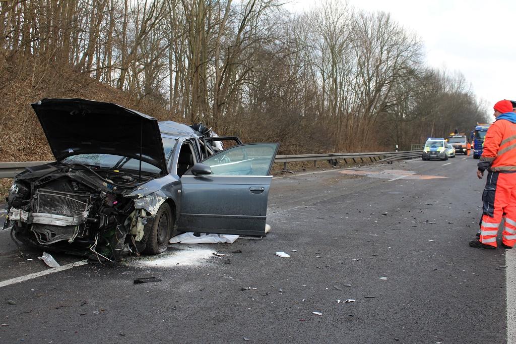 Unfall A10 Heute Bilder