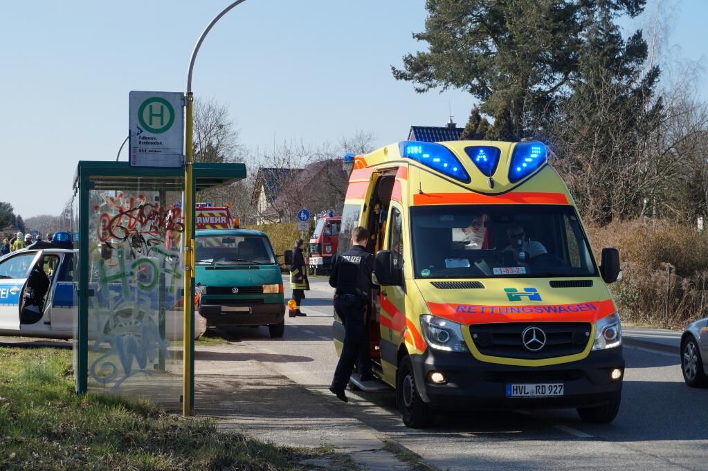 Unfall Hürth Luxemburger Str