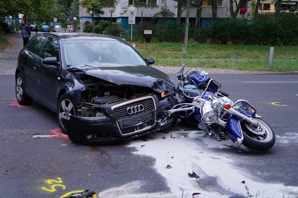 Unfall Berlin Heute