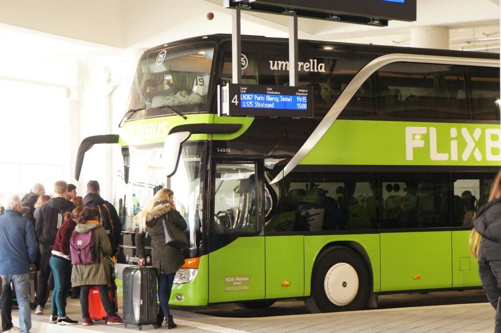 modernstes fernbus terminal deutschland 39 s in leipzig er ffnet bis zu 150. Black Bedroom Furniture Sets. Home Design Ideas