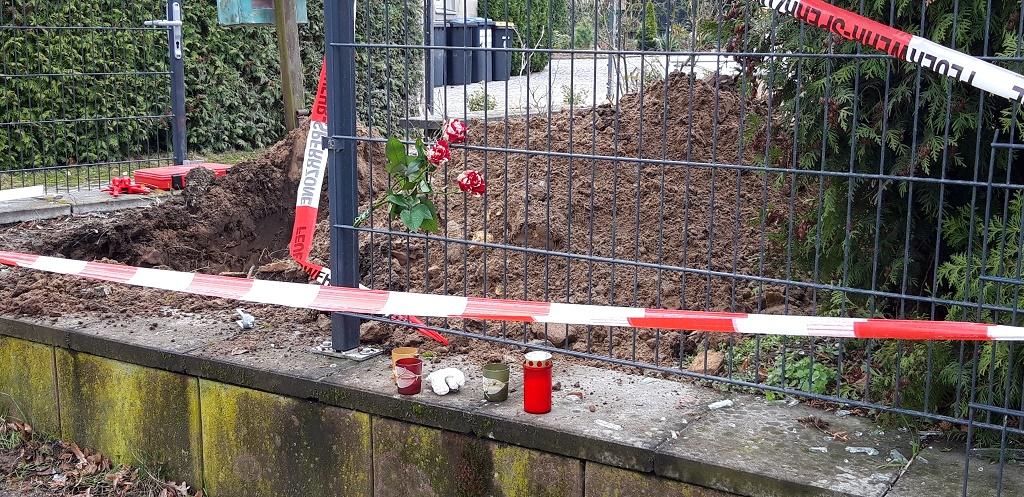 Explosion In Hohen Neuendorf