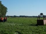 Kremmen - Schweres Heißluftballon-Unglück - Ballonabsturz in Sommerfeld - Mehrere Verletzte