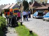 Ketzin/Havel ++ Verletzte bei Kutschunfall bei Himmelfahrts-Fest in Paretz ++