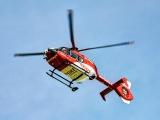 Marsbrg-Westheim - Ballon-stürzt bei Landemanöver um - Unglück mit Heißluftballon über Hoppenbeeke - Mitfahrer fällt aus Korb