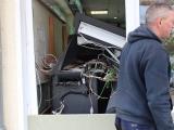 Wustermark ++ Explosion in Elstal ++ Geldautomat eines Einkaufscenters gesprengt ++
