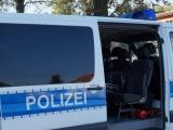 Kreis Forchheim - Großeinsatz der Polizei in Hausen nach Banküberfall - Räuber bei Flucht gestellt