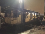 Kreisstadt Rathenow: Gaststätte mit Biergarten in der Kleinen Hagenstraße abgebrannt -