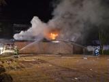 Stade: Gärtnerei und Blumengeschäft in Buxtehude bei Großbrand zerstört