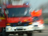 Amt Niemegk: Schwerer Schulbus-Unfall bei Buchholz - 1 Toter zwei Verletzte Kinder
