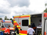 Limburg-Weilburg: 13 Verletzte Kinder bei Schwerem Unfall mit Traktor in Bad Camberg