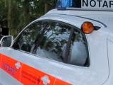 Oranienburg - Tragischer Todesfall - Frau liegt bewusstlos vor dem Haus in Lehnitz