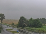 Wetterwarnung Stufe 2 für Brandenburg u. Berlin - Warnung vor Sturmböen und Gewittern
